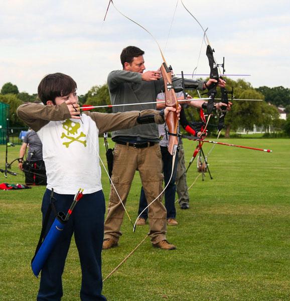 archery pop up tent 2018 uk